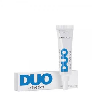 KLEJ DO RZĘS 14g - duo clear